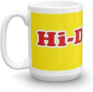 Hi-De-Ho! - Good Guys - Child's Play - チャッキー。 15オンス セラミック光沢ギフト コーヒー愛好家への引用マグギフト 男性&女性用