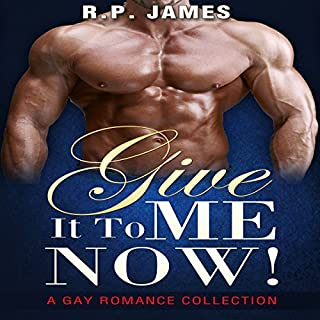 Give It to Me Now! audiobook cover art