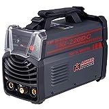 Amico TIG-220DC, 220 Amp TIG Torch/Arc/Stick DC Inverter Welder 230V/110V Dual Voltage Input Welding New