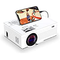 Towond M8-G 6500-Lumens LED Home Theater Projector