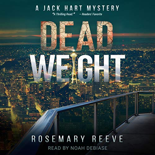 Dead Weight: A Jack Hart Mystery audiobook cover art