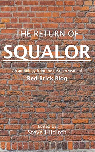 THE RETURN OF SQUALOR: An anthology from the first ten years of Red Brick Blog (English Edition)
