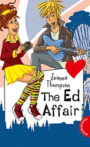 Girls' School – The Ed Affair: aus der Reihe Freche Mädchen – freche Bücher! (Freche Mädchen – Easy English! Girls' School) (English Edition)