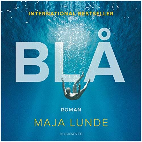 Blå audiobook cover art