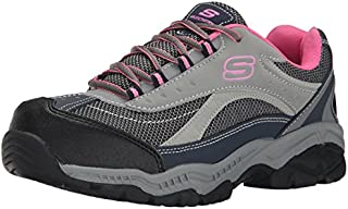 Skechers for Work Women's Doyline Steel Toe Hiker Boot