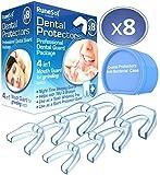 Runesol Bite dentale notturno della bocca per i denti Rettifica x 8 | Tecnologia Easy Mold...