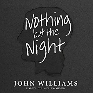 Nothing but the Night audiobook cover art