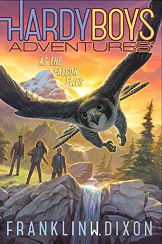 As the Falcon Flies, 24: Volume 24