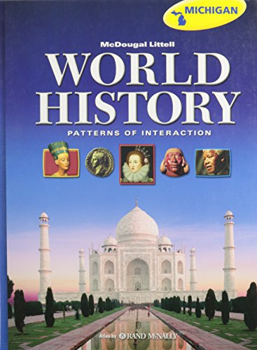 Holt McDougal World History: Patterns of Interaction (C) 2009: Student Edition 2009