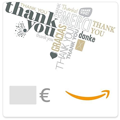 Digitaler Amazon.de Gutschein (Danke weltweit)