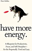Have More Energy. A Blueprint for Productivity, Focus, and Self-Discipline-for the Perpetually Tired and Lazy
