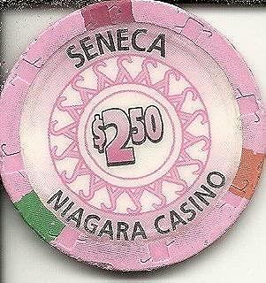 $2.50 seneca house casino chip niagara canada