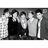 One Direction - Poster B&W