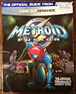 Title - Metroid Fusion Official Players Guide de Nintendo