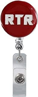 SANDOL University of Alabama RTR (Roll Tide Roll) Retractable Badge Reel