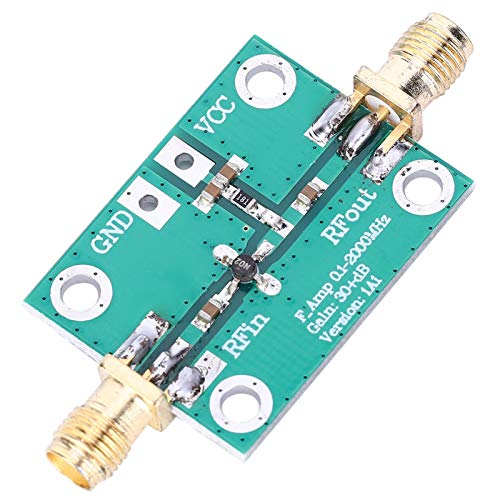 Hochfrequenzverstärkermodul mit hoher Verstärkung für FM-Radio-WLAN