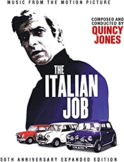 The Italian Job (Music From the Motion Picture) (50th Anniversary Expanded Edition) by Quincy Jones (B07ZWBD47P) | Amazon price tracker / tracking, Amazon price history charts, Amazon price watches, Amazon price drop alerts