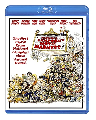 National Lampoon's Movie Madness (aka National Lampoon Goes to the Movies) [Blu-ray]