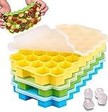 Vassoio per cubetti di ghiaccio, 24 x 7, 2 pezzi