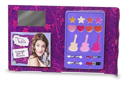 Giochi Preziosi 70022551 - Disney Violetta 2 Make-Up Tagebuch/Wasserlösliche Schminke