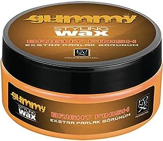 gummy hair wax