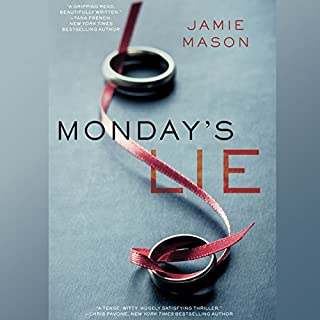 Monday's Lie audiobook cover art