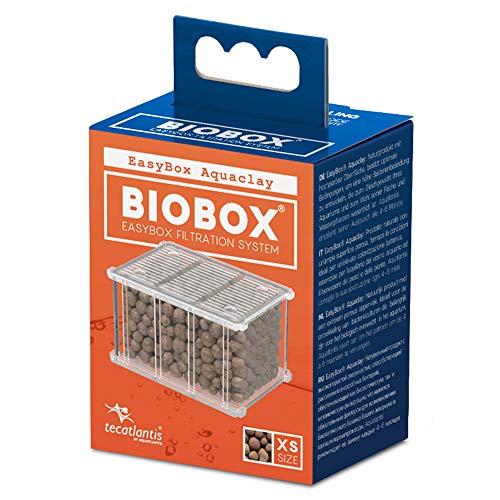 Aquatlantis Recargas de Filtro, EasyBox Aqua Clay, tamaño XS