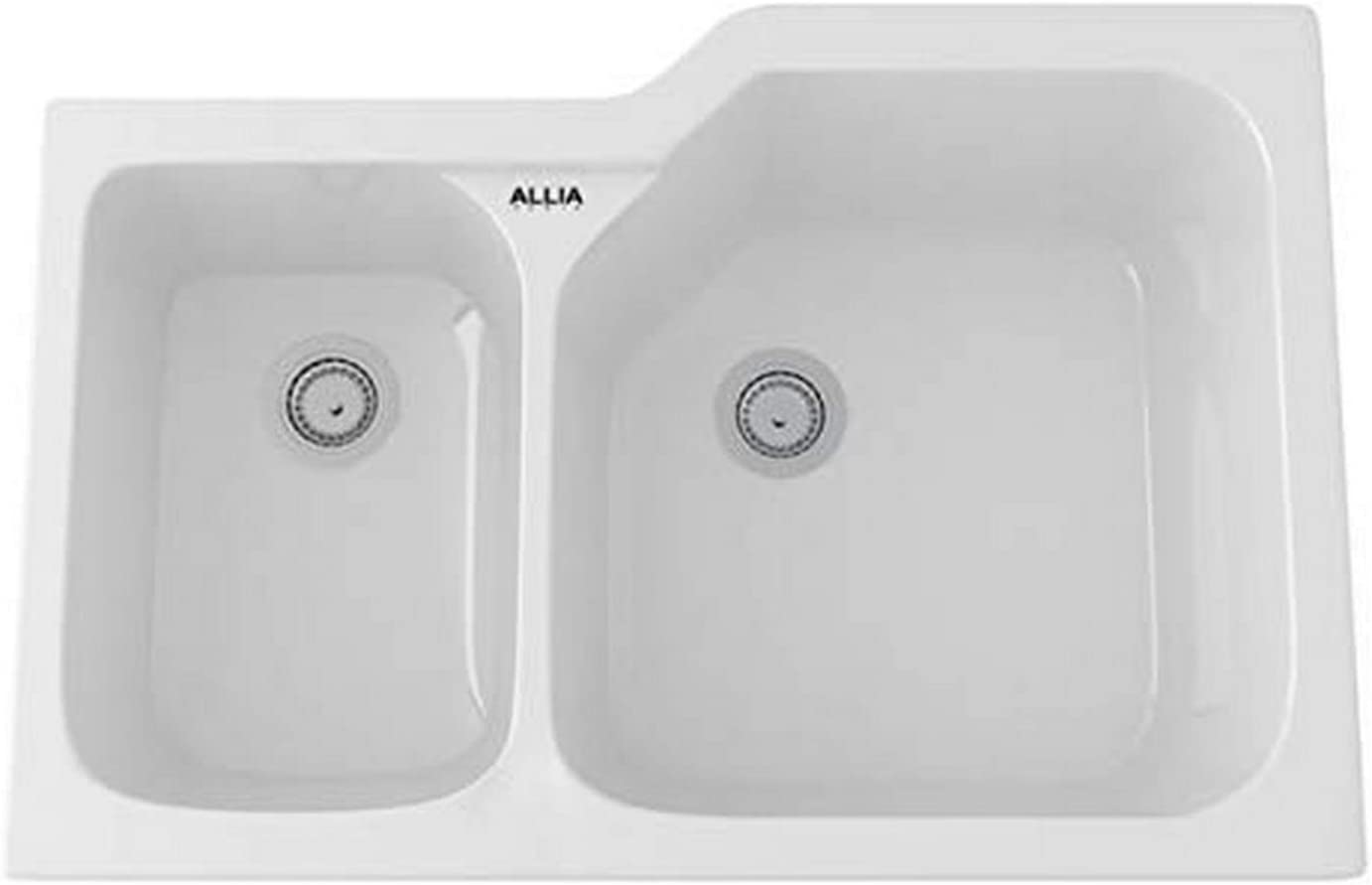 Rohl Financial sales sale 6339-00 FIRECLAY KITCHEN White SINKS 00 Popular