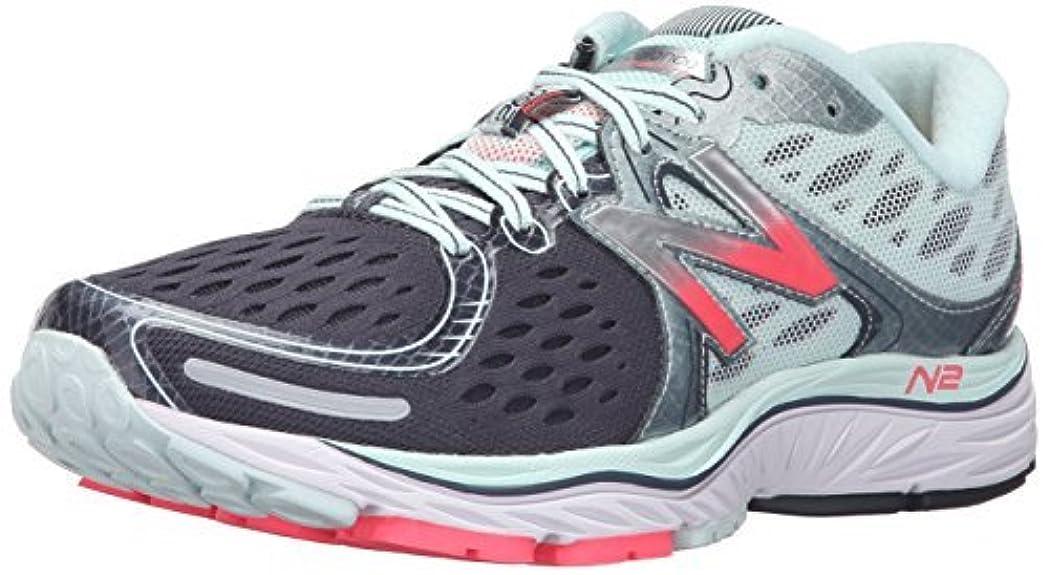 瞑想的ブラシスイNew Balance Women's W1260v6 Running Shoe Pink/White 10.5 B US [並行輸入品]