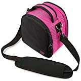 Professional Point and Shoot Camera Bag Case for Canon PowerShot ELPH 360 HS