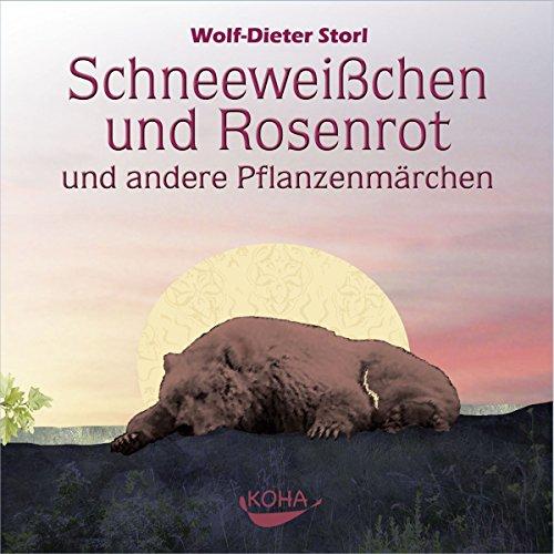 Schneeweißchen und Rosenrot und andere Pflanzenmärchen audiobook cover art