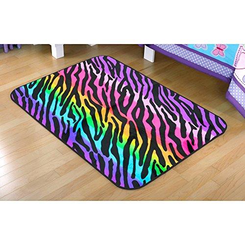 alfombra zebra fabricante Idea Nuova