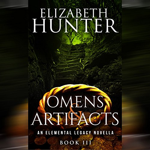 Omens and Artifacts     An Elemental Legacy Novella, Volume 3              By:                                                                                                                                 Elizabeth Hunter                               Narrated by:                                                                                                                                 Sean William Doyle                      Length: 4 hrs and 3 mins     39 ratings     Overall 4.8