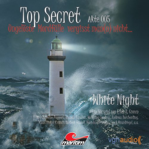 White Night (Top Secret Akte 005) Titelbild