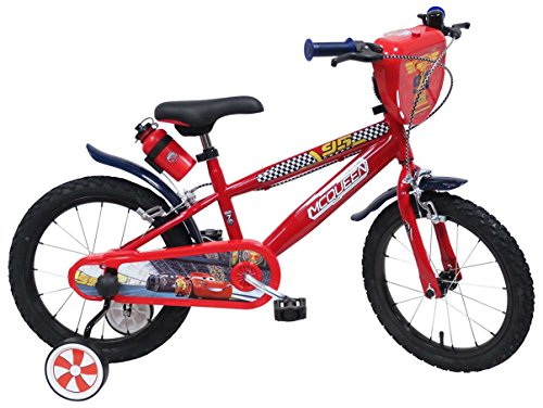 Disney bicicletta 16 CARS 3