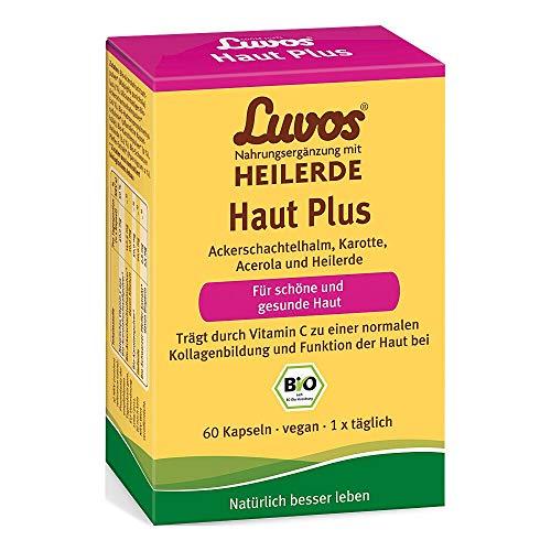 Luvos Heilerde Bio Haut P 60 stk