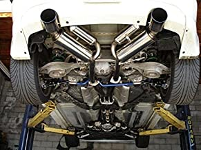 HKS Hi-Power Exhaust for INFINITI G35 Coupe 03-04