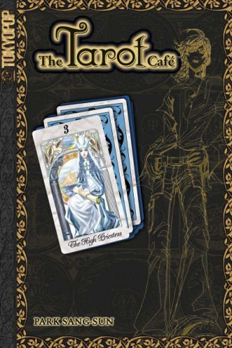 Tarot Cafe, The Volume 3: v. 3 by Sang-Sun Park (Artist, Author) (6-Sep-2005) Paperback