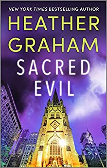 Sacred Evil (Krewe of Hunters Book 3) by [Heather Graham]