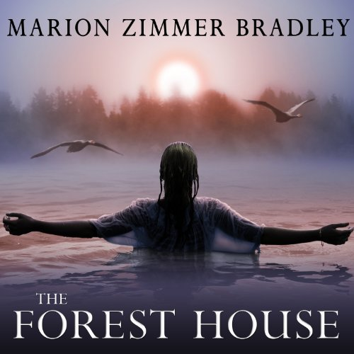 The Forest House audiobook cover art