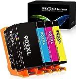 J-JIMIGO 903XL Sostituzione per HP 903 Cartucce di Inchiostro Multipack Compatibili con Stampanti HP Officejet...