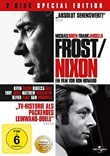 Frost/Nixon (Limited Special Edition inkl. Original-Interview - exklusiv bei Amazon) [2 DVDs]