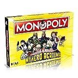 Winning Moves My Hero Academia: Monopoly (20009000004)