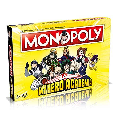 Winning Moves- My Hero Academia: Monopoly (20009000004)