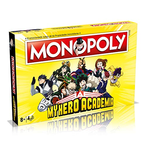 Winning Moves - My Hero Academia: Monopoly (20009000004)