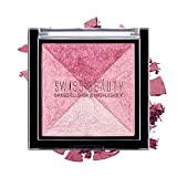 Swiss Beauty Beauty Baked Blusher and Highlighter (03)