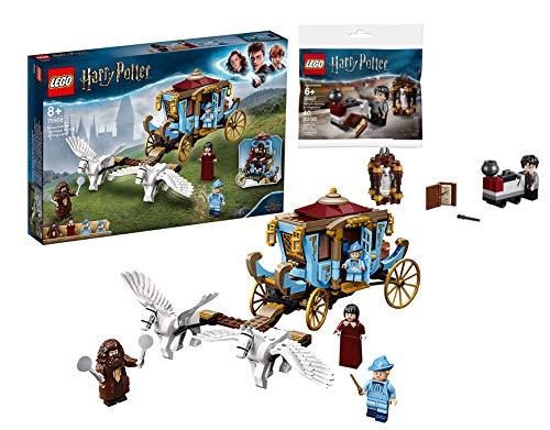 LEGO Harry Potter 75958 - Carrozza di Beauxbatons, arrivo a Hogwarts Harry Potter 30407, Harry s Journey to Hogwarts