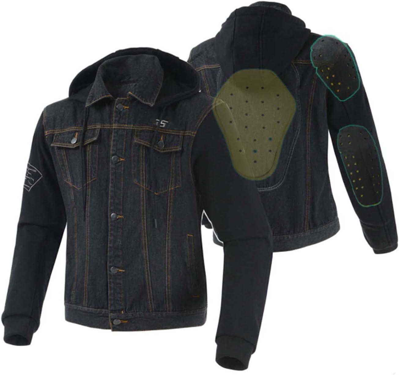 Weekly update CCCYT Motorcycle Motorbike latest Protective Mu Jacket Armoured Textile