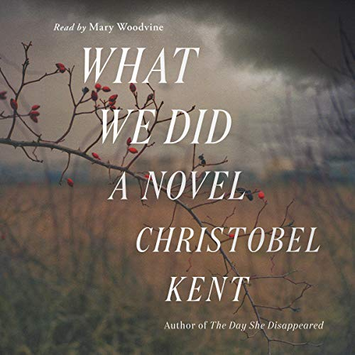 What We Did audiobook cover art