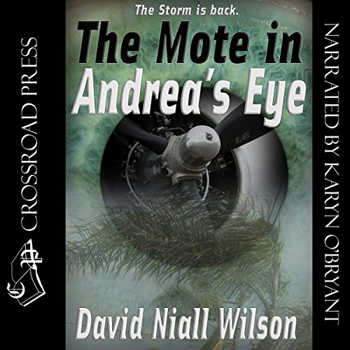 The Mote in Andrea's Eye audiobook cover art